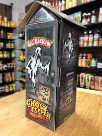 Ass Kickin Ghost Pepper Sauce 148ml
