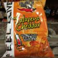 Blair's Death Rain Jalapeno Cheddar Potato Chips 43g
