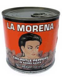 Chipotle Peppers in Adobo Sauce 372g Nett
