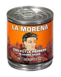 Chipotle Peppers in Adobo Sauce 200g