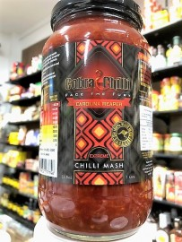 Carolina Reaper Chilli Mash 1 Litre