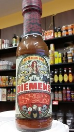 Diemen's Original Hot Sauce 150ml