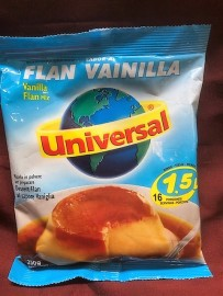 Flan Vanilla 150g