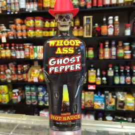 Whoop Ass Ghost Pepper Sauce 177ml