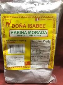 Harina Morada 340g