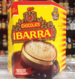 Chocolate Mexican Ibarra 540g