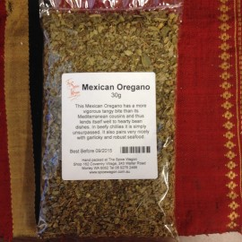 Mexican Oregano 30 g
