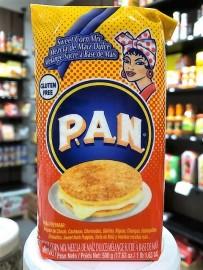 P.A.N. Sweet Corn Mix 500g (PAN Sweet) Masa