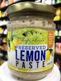 Preserved Lemon Paste 200g