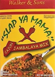 Slap Ya Mama Cajun Jambalaya Mix 227g