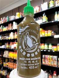 Sriracha Green Hot Chilli Sauce 455ml