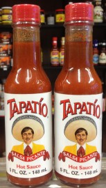 Tapatio Hot Mexican Sauce 148ml