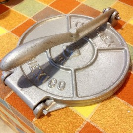 Tortilla Press (Tortillero)