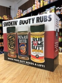 Smokin' Booty Rubs 544g