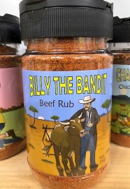 Beef Rub (Billy the Bandit) 250g
