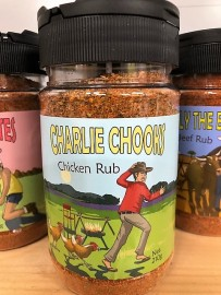 Chicken Rub Charlie Chooks 210g